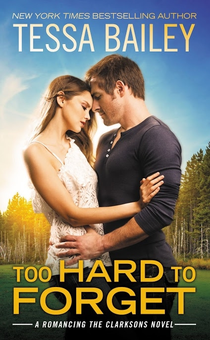 24 Too Hard to Forget by Tessa Bailey