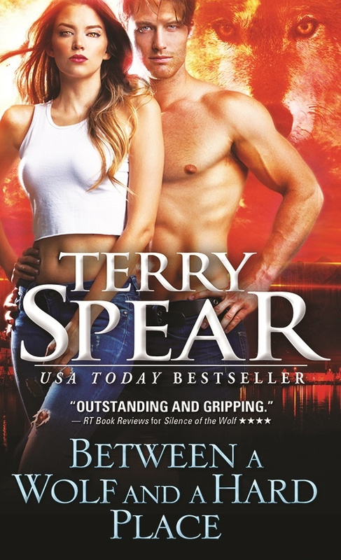 3 Between a Wolf and a Hard Place by Terry Spear