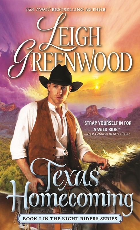 17 Texas Homecoming by Leigh Greenwood
