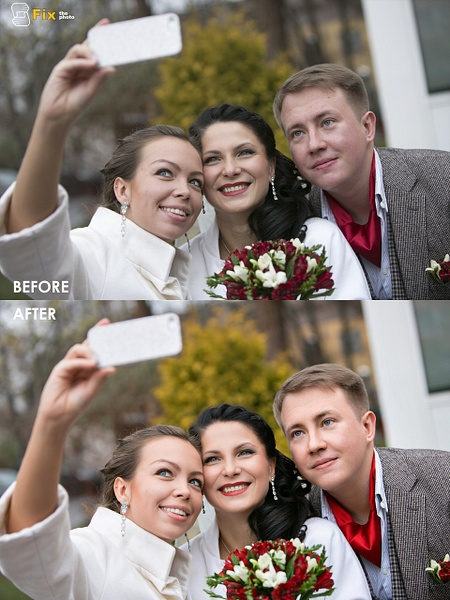 Wedding-Retouching by RetouchingImages