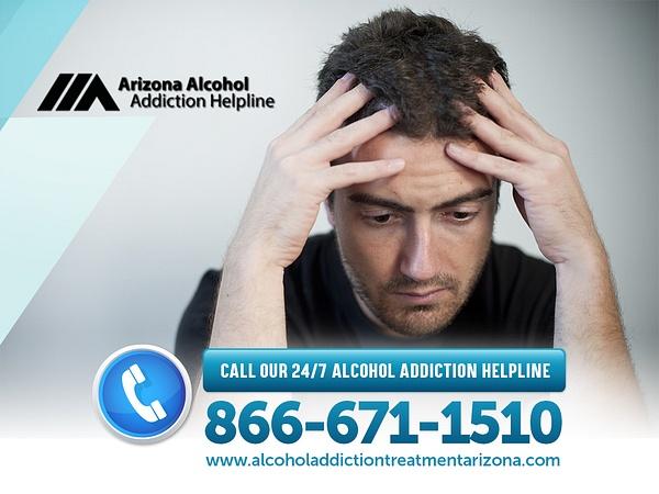 Alcohol Addiction Treatment Clinics Arizona by AndreNaild