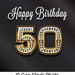 Sue's 50th Birthday Maesgwyn Hall Sat 17th March 2018