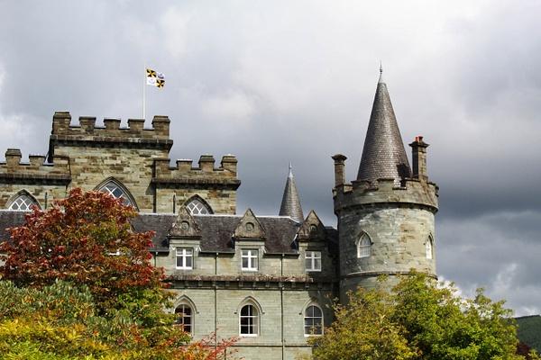 Inveraray Castle 2017 by Andromeda