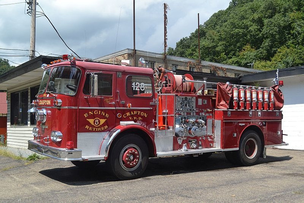 Fire Trucks by PaulKane