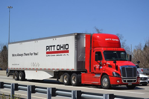 Pitt Ohio by PaulKane