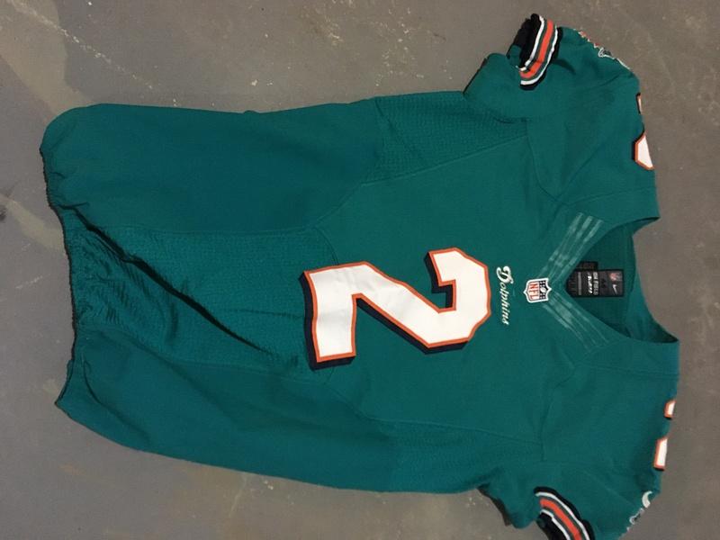 Brandon FIelds Miami Dolphins