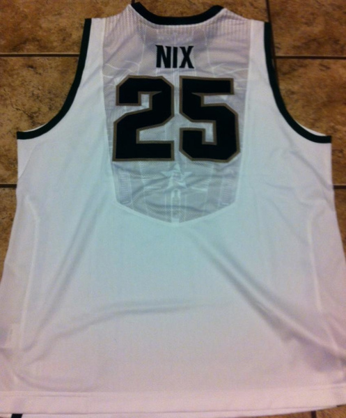 Derrick Nix Michigan State Spartans by JasonPerlman
