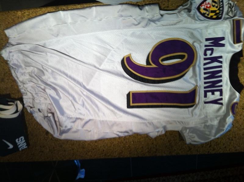 Brandon McKinney Baltimore Ravens