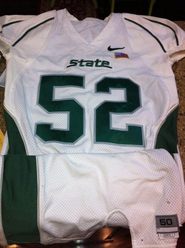 Clifton Ryan Michigan State Spartans