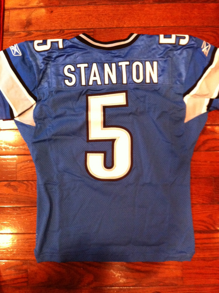 Drew Stanton Detroit Lions by JasonPerlman