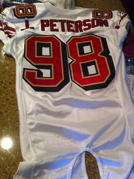 Julian Peterson San Francisco 49ers by JasonPerlman