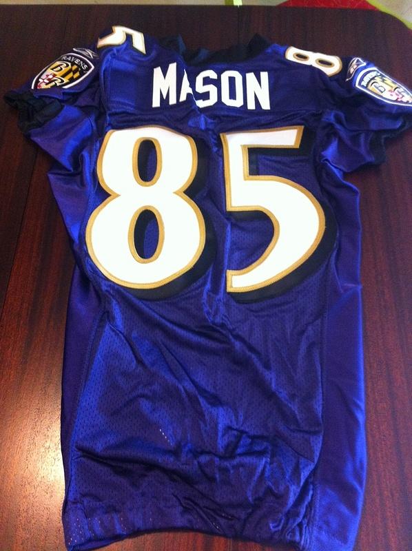Derek Mason Baltimore Ravens