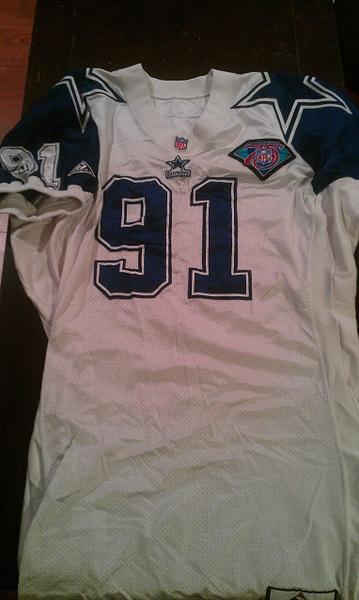 Matt Vanderbeek Dallas Cowboys by JasonPerlman