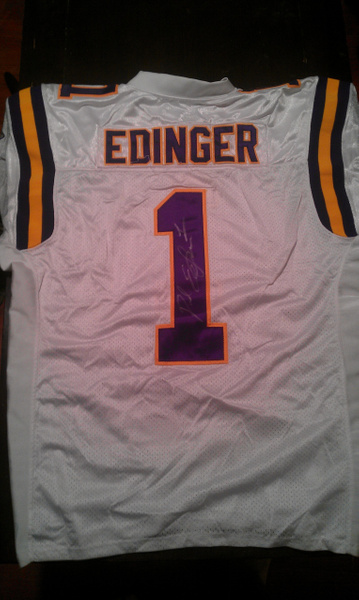 Paul Edinger Minnesota VIkings by JasonPerlman