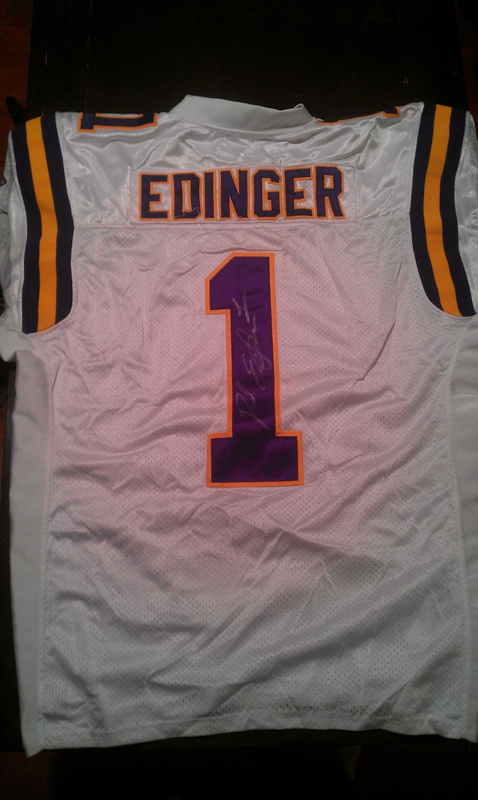 Paul Edinger Minnesota VIkings