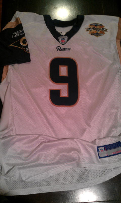 Jeff Smoker St. Louis Rams