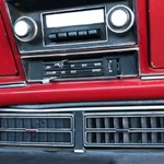 Ford red and white