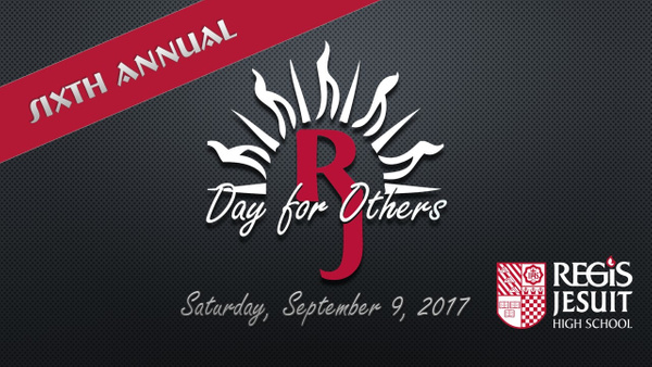 Day for Others 2017 by Regis Jesuit High School