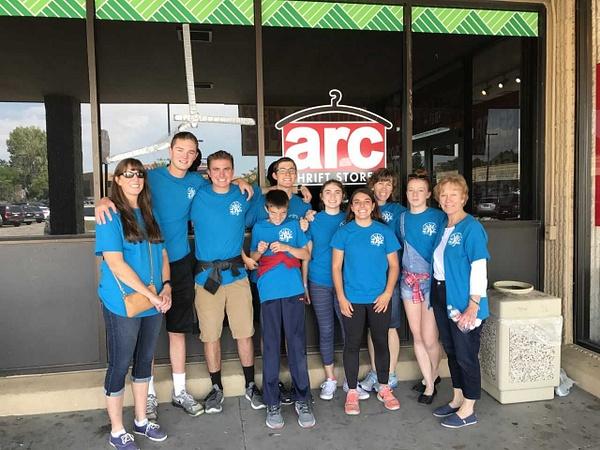 ARC - Parker Landing - Group by Regis Jesuit High School