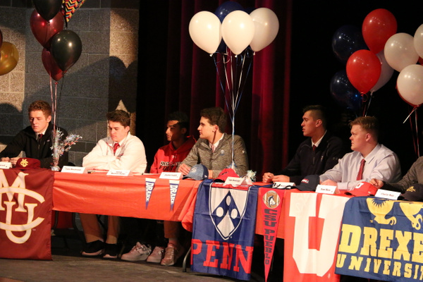 RJ1718 NLI Signing Day Ceremony 02.07 (63) by Regis...