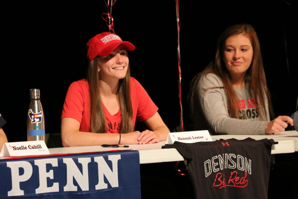 RJ1718 NLI Signing Day 04.11 (35) by Regis Jesuit High...