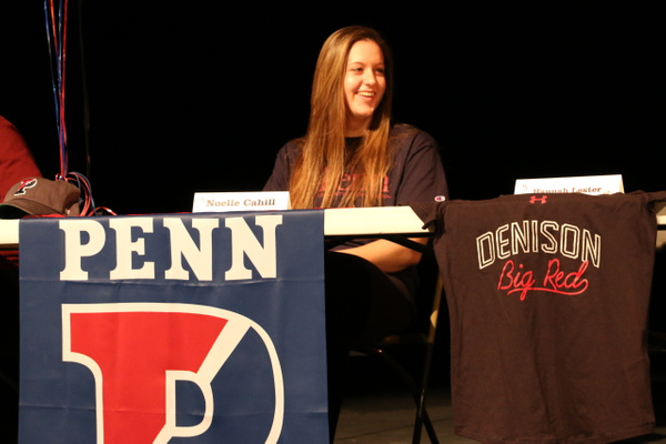RJ1718 NLI Signing Day 04.11 (41) by Regis Jesuit High...