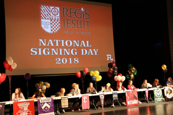 RJ1718 NLI Signing Day 04.11 (52) by Regis Jesuit High...