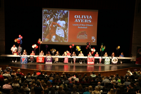 RJ1718 NLI Signing Day 04.11 (60) by Regis Jesuit High...