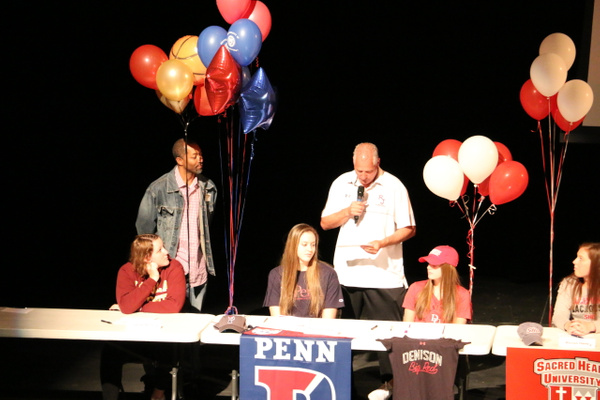 RJ1718 NLI Signing Day 04.11 (61) by Regis Jesuit High...