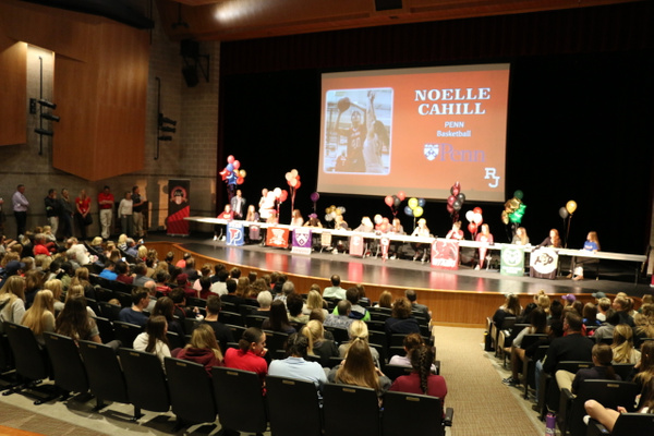 RJ1718 NLI Signing Day 04.11 (65) by Regis Jesuit High...