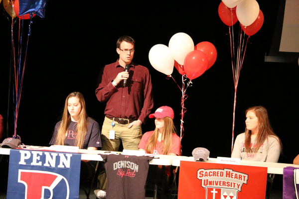 RJ1718 NLI Signing Day 04.11 (66) by Regis Jesuit High...