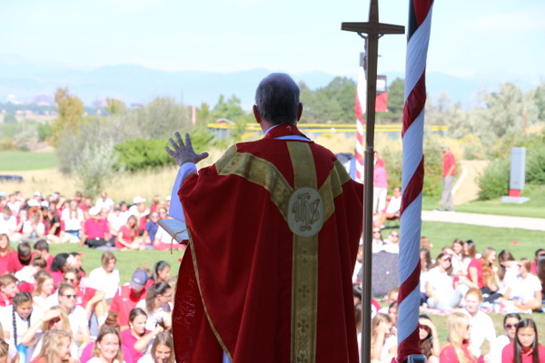 Mass of the Holy Spirit 2018 by Regis Jesuit High School