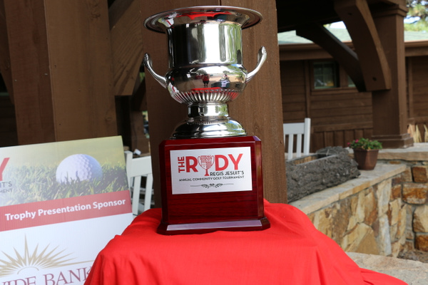 The Rudy Cup Golf Tournament 2018 by Regis Jesuit High...