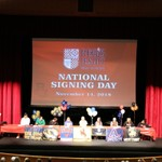 NLI Early Signing Day Ceremony 2018