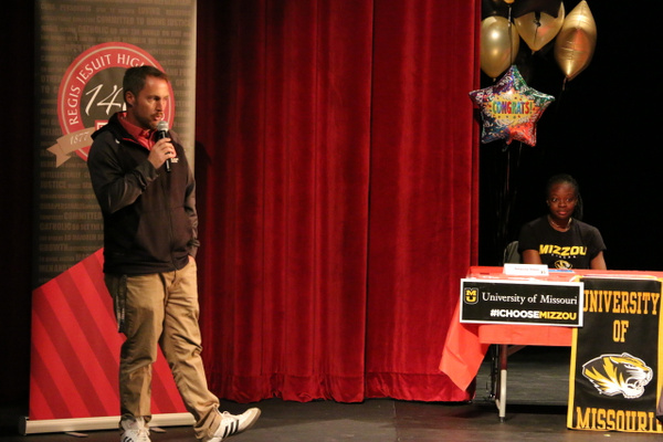 RJ1819 NLI Signing Day 04.18 (7) by Regis Jesuit High...