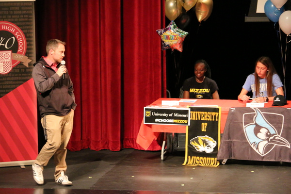 RJ1819 NLI Signing Day 04.18 (6) by Regis Jesuit High...