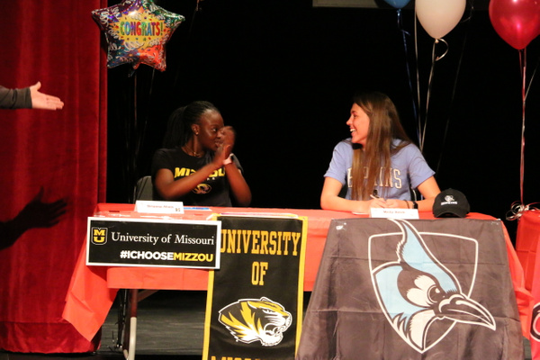 RJ1819 NLI Signing Day 04.18 (12) by Regis Jesuit High...
