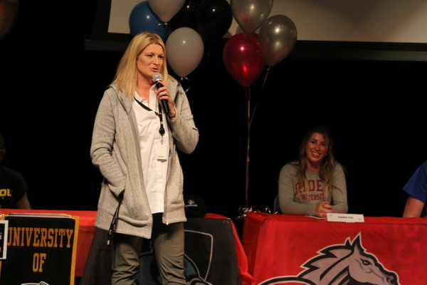 RJ1819 NLI Signing Day 04.18 (16) by Regis Jesuit High...