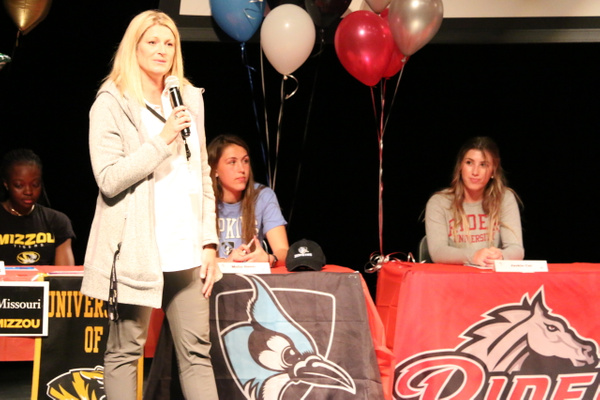RJ1819 NLI Signing Day 04.18 (18) by Regis Jesuit High...