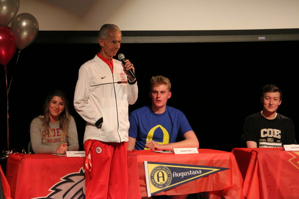RJ1819 NLI Signing Day 04.18 (21) by Regis Jesuit High...