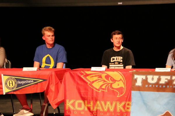 RJ1819 NLI Signing Day 04.18 (25) by Regis Jesuit High...
