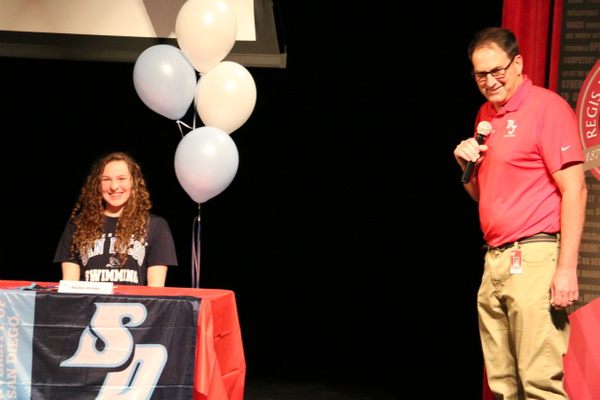 RJ1819 NLI Signing Day 04.18 (34) by Regis Jesuit High...