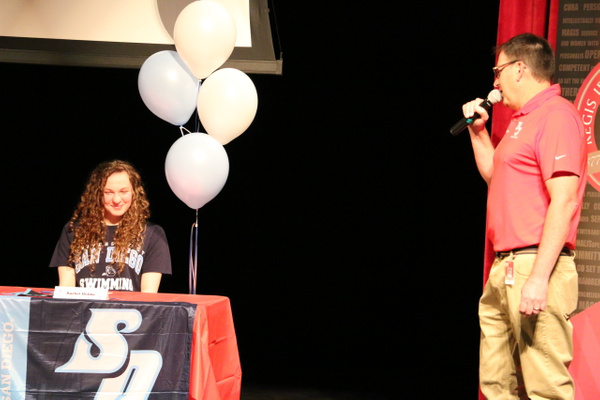 RJ1819 NLI Signing Day 04.18 (35) by Regis Jesuit High...