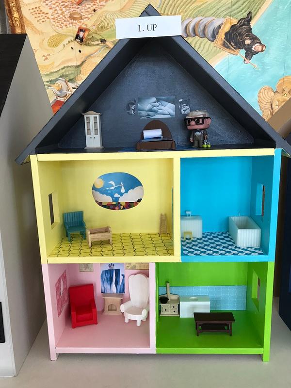 RJ1920 Geometry Tiny Tiny Houses - 1. UP