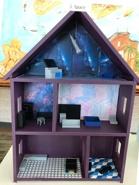 RJ1920 Geometry Tiny Tiny Houses - 3. Space by Regis...