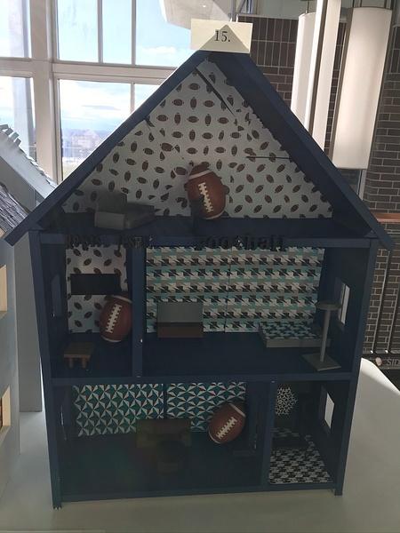 RJ1920 Geometry Tiny Tiny Houses - 15. by Regis Jesuit...