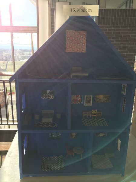 RJ1920 Geometry Tiny Tiny Houses - 16. Modern by Regis...