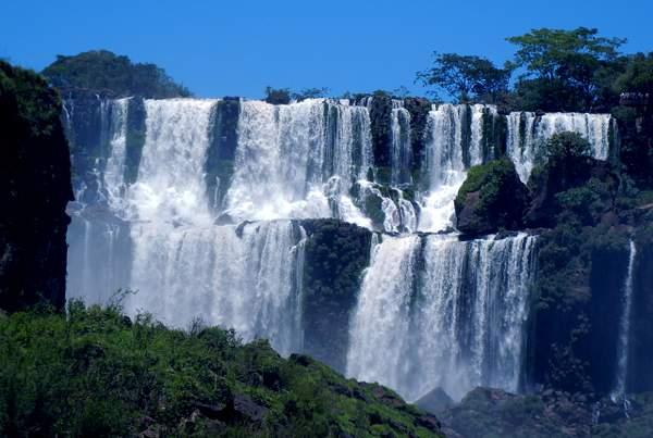 Iguazu Falls. Argentina