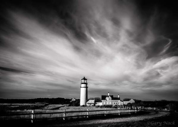 Highland Lighthouse IR
