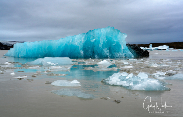 Fjallsaron Lagoon, Iceland